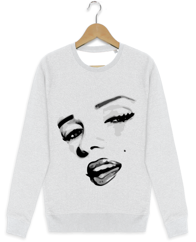 Sweat-shirt Stanley stella modèle seeks Classic Pinup Art par Tune My Shirt