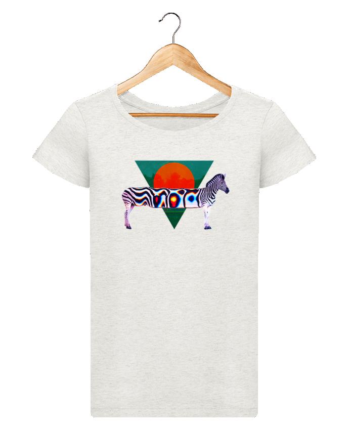 T-shirt Femme Stella Loves Zebra par ali_gulec