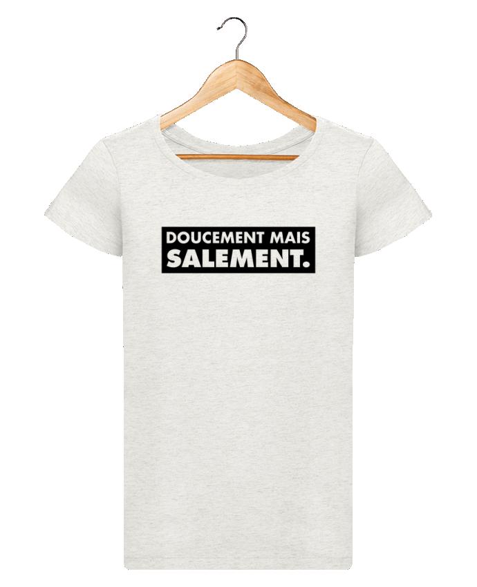 T-shirt Femme Stella Loves Doucement mais salement. par tunetoo