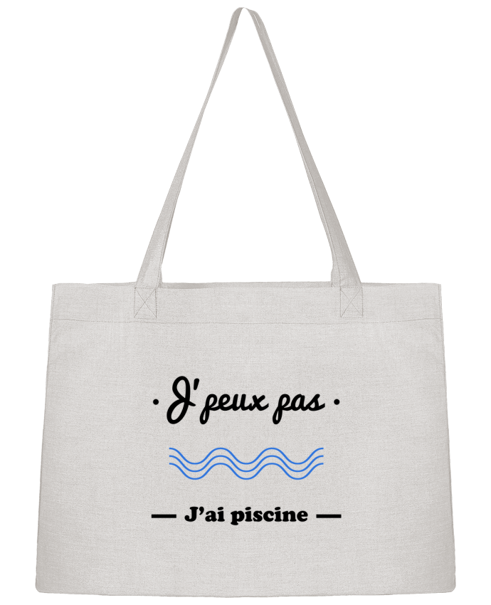 Sac cabas shopping stanley stella j 39 peux pas j 39 ai piscine for Sac piscine personnalise