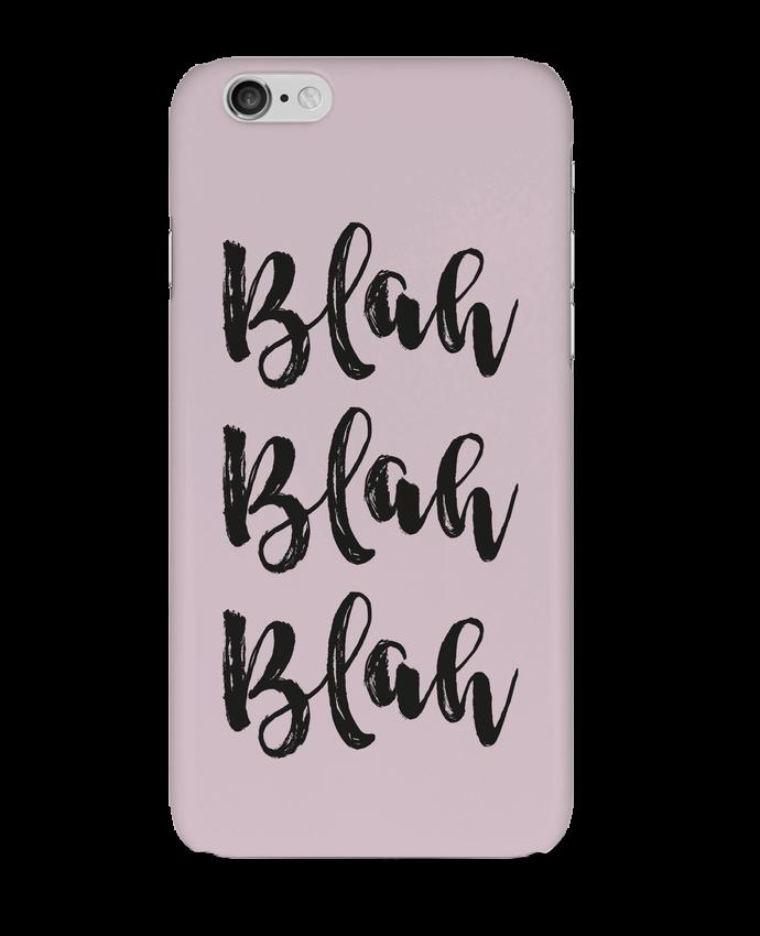 Coque 3D Iphone 6 Blah Blah Blah ! par tunetoo