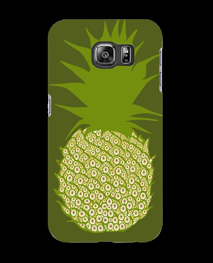 coque samsung s6 ananas