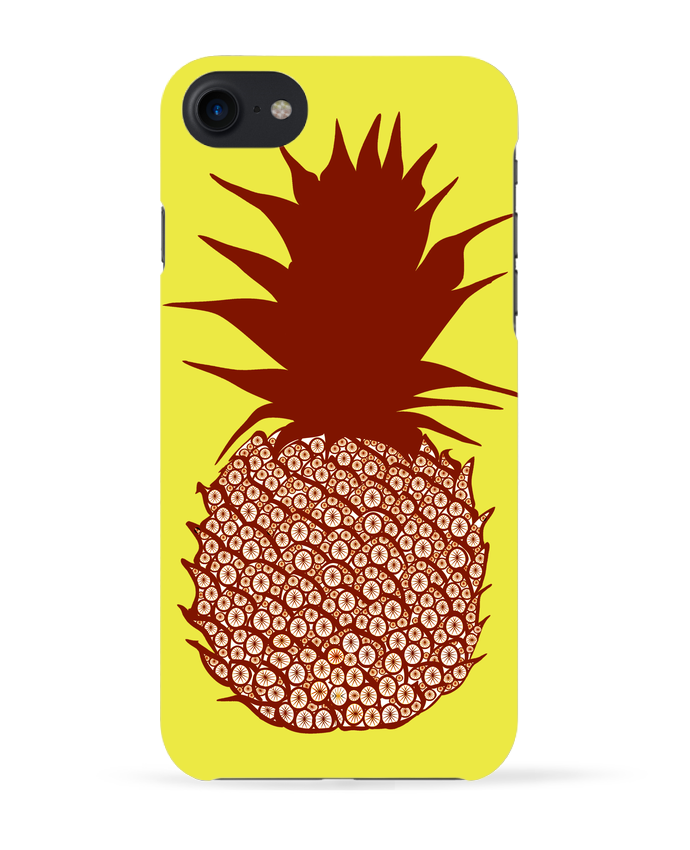 coque iphone 7 ananas 3d