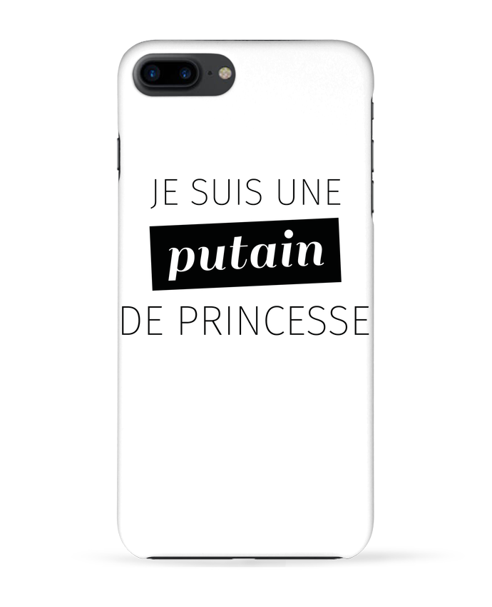 coque iphone 7 plus princesse
