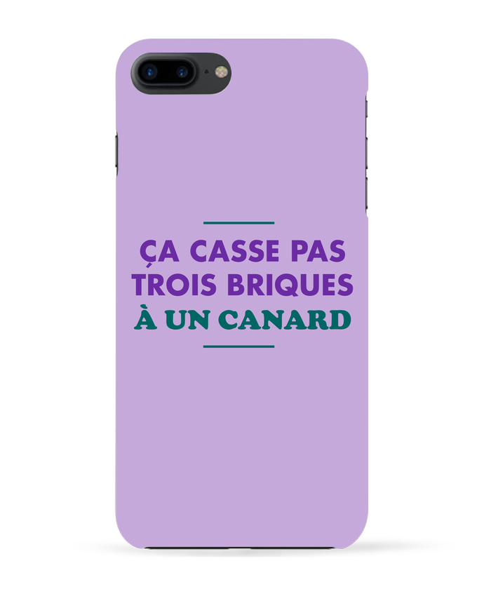 coque iphone 7 brique