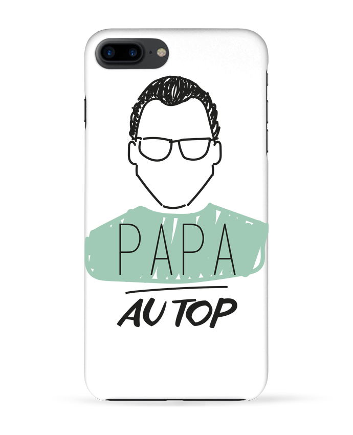 coque papa iphone 7