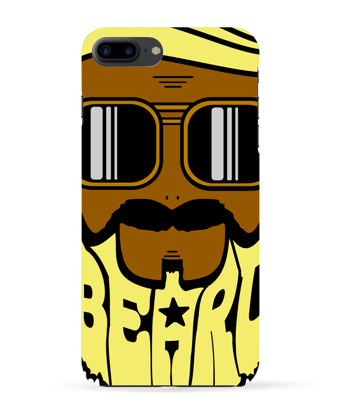 coque iphone 7 barbu