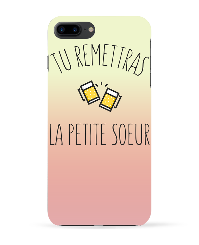 coque iphone 7 soeur