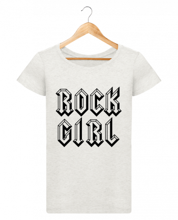 T-shirt Femme Stella Loves Rock Girl par Freeyourshirt.com