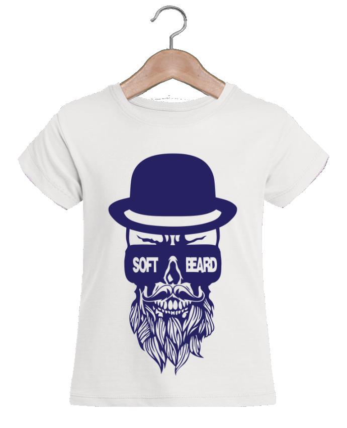 T shirt fille mini stella draws tete de mort hipster - Tete de mort style ...