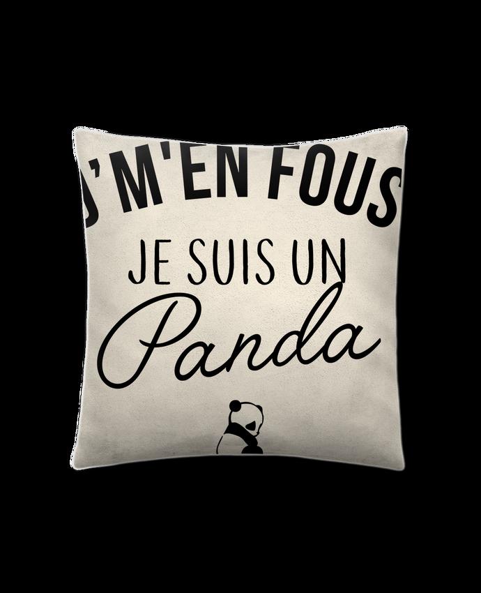 sweat col rond femme stella hides j 39 m 39 en fous je suis un panda lpmdl tunetoo. Black Bedroom Furniture Sets. Home Design Ideas