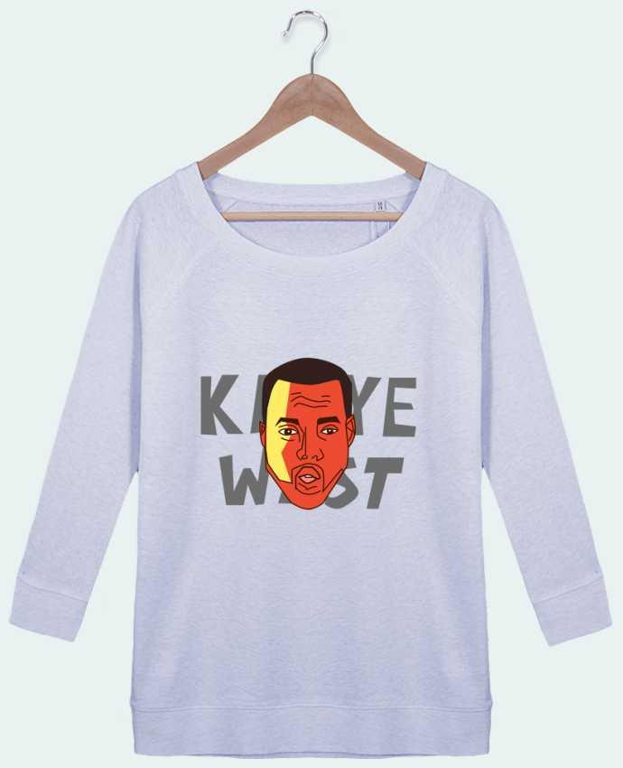 info for c123f 64da9 1756311-sweat-manche-3-4-femme-stella-amazes-tencel-light-heather-lilac-kanye-west-by-morgane-dagorne.png