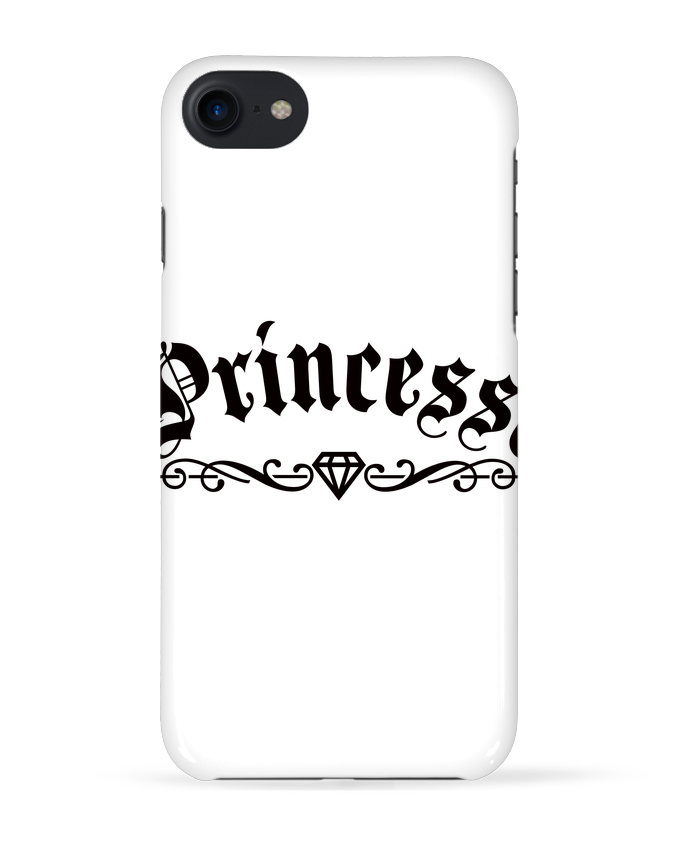 coque princesse iphone 7