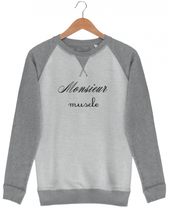 Sweat French Terry Monsieur muscle par Les Caprices de Filles