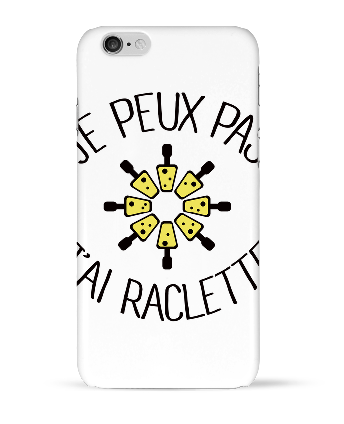 coque iphone 6 raclette
