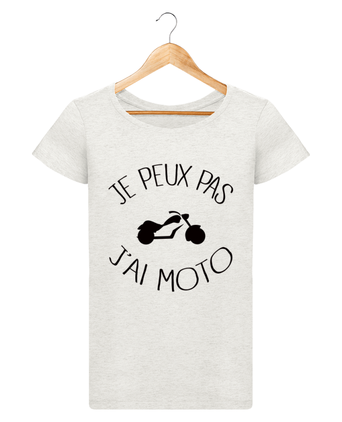 t shirt femme stella loves je peux pas j 39 ai moto. Black Bedroom Furniture Sets. Home Design Ideas