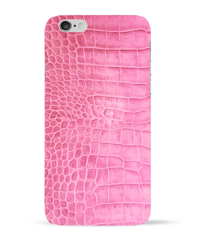 coque iphone 6 cuir rose