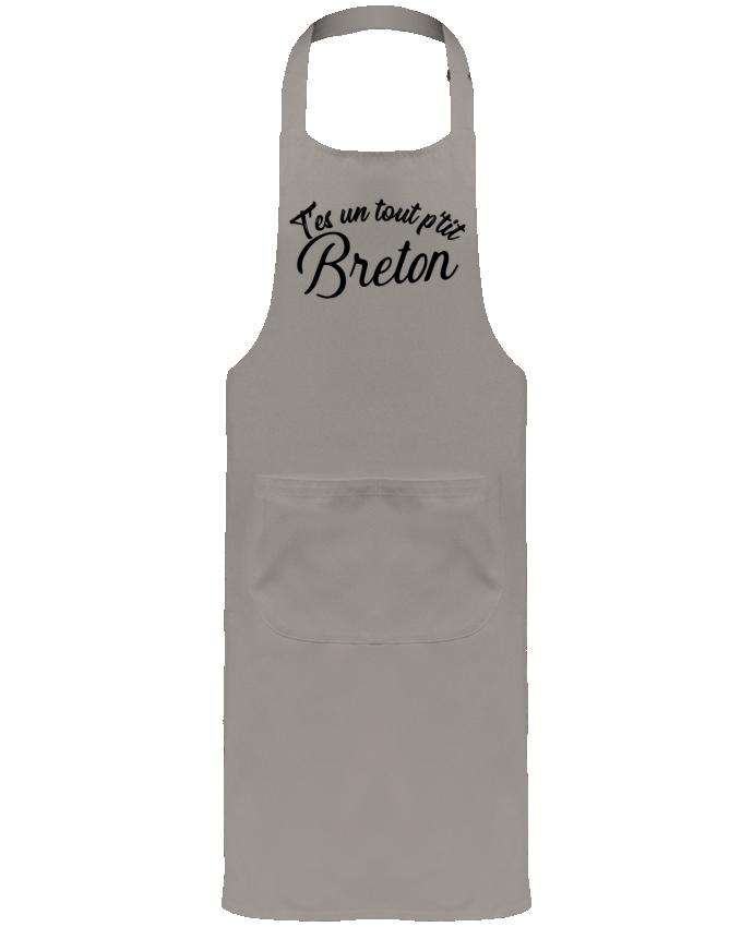 Tablier de jardinier ou sommelier avec poche p 39 tit breton - Cadeau original cuisine ...