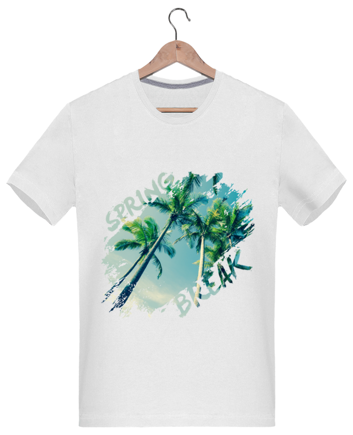 T-shirt  Homme 180g Spring Break par Esteban