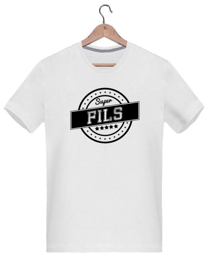 T-shirt  Homme 180g Super fils par justsayin