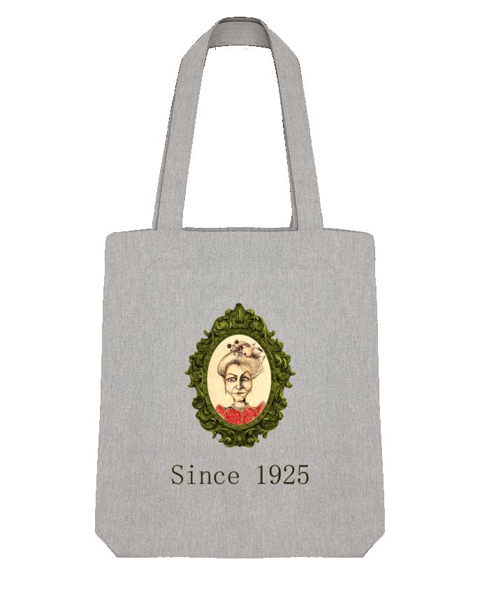 Tote Bag Stanley Stella Ma vieille Tante par Lia Illustration bien-être
