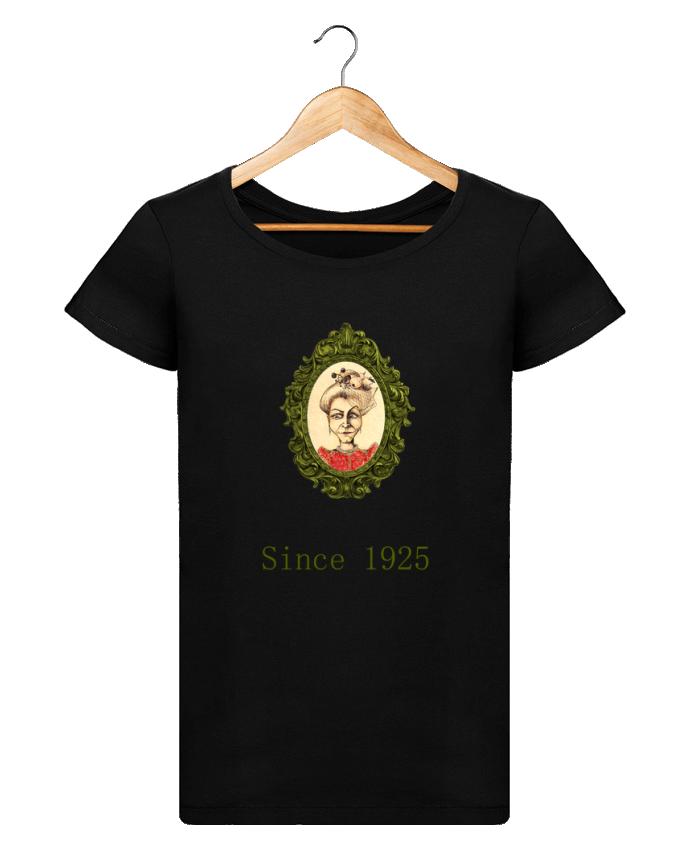 T-shirt Femme Stella Loves Ma vieille Tante par Lia Illustration bien-être