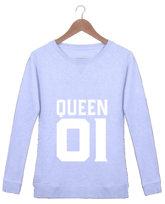 t shirt femme stella loves queen 01 t shirt cadeau humour original t shirt. Black Bedroom Furniture Sets. Home Design Ideas