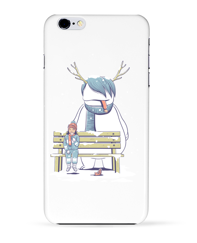 Coque 3D Iphone 6+ Yummy de flyingmouse365