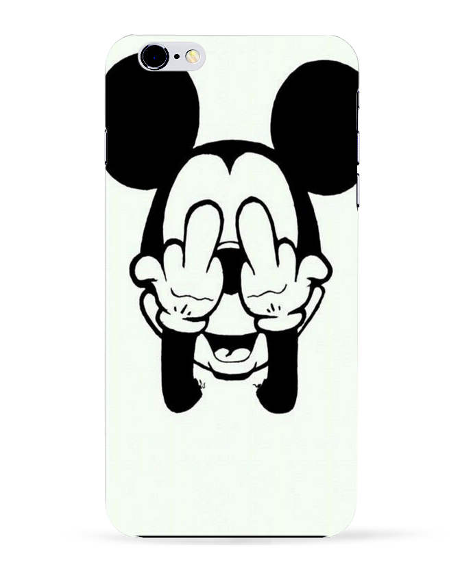 coque iphone 6 mickey doigt