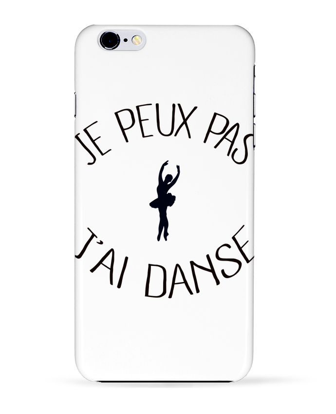 coque iphone 6 de danse