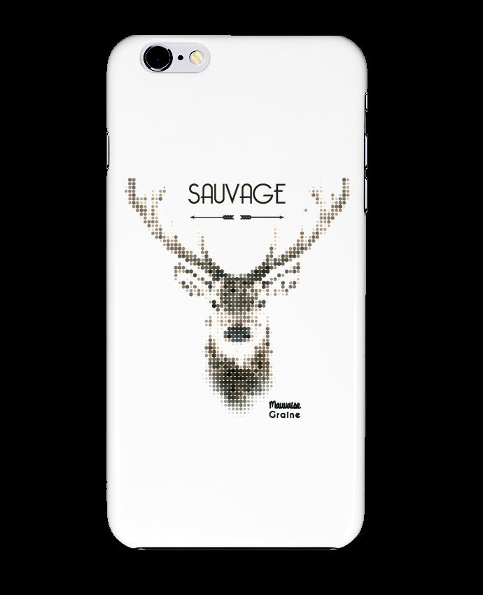 coque iphone 6 plus cerf