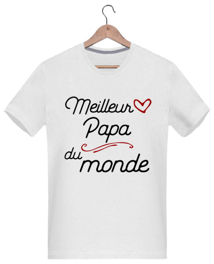 t shirt homme stanley hips meilleur papa du monde original t shirt tunetoo. Black Bedroom Furniture Sets. Home Design Ideas