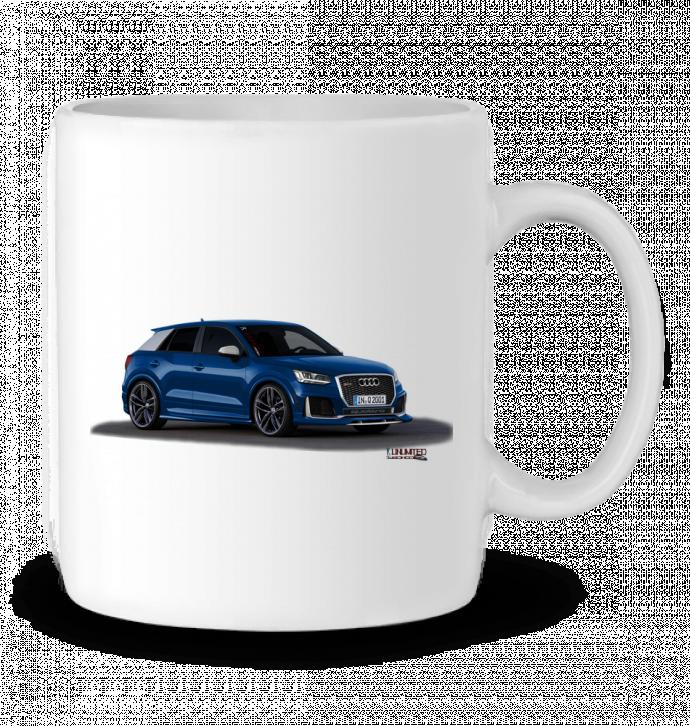 Mug En Ceramique Audi Rsq2 By Unlimited Concept