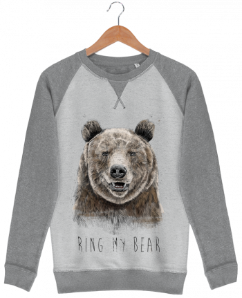 Sweat French Terry Ring my bear par Balàzs Solti