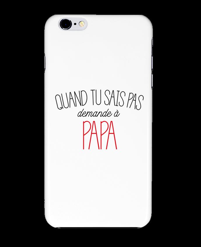 coque iphone 6 papa