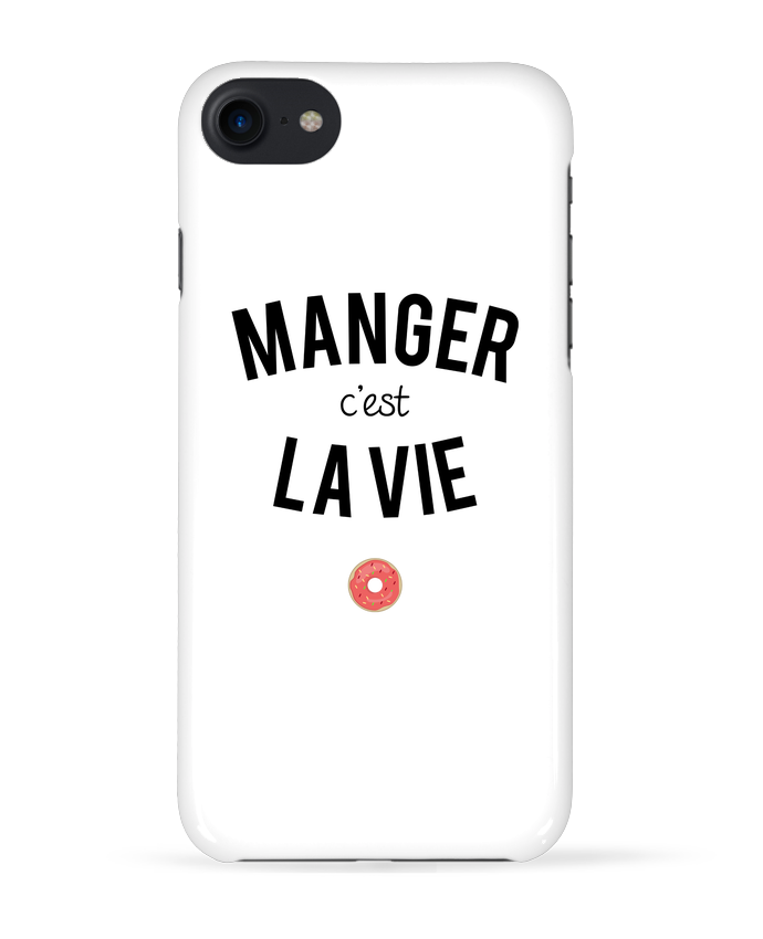 coque iphone 7 manger