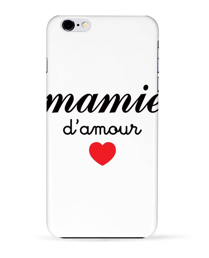 coque iphone 8 mamie