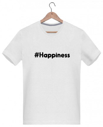T-shirt  Homme 180g #Happiness par tunetoo