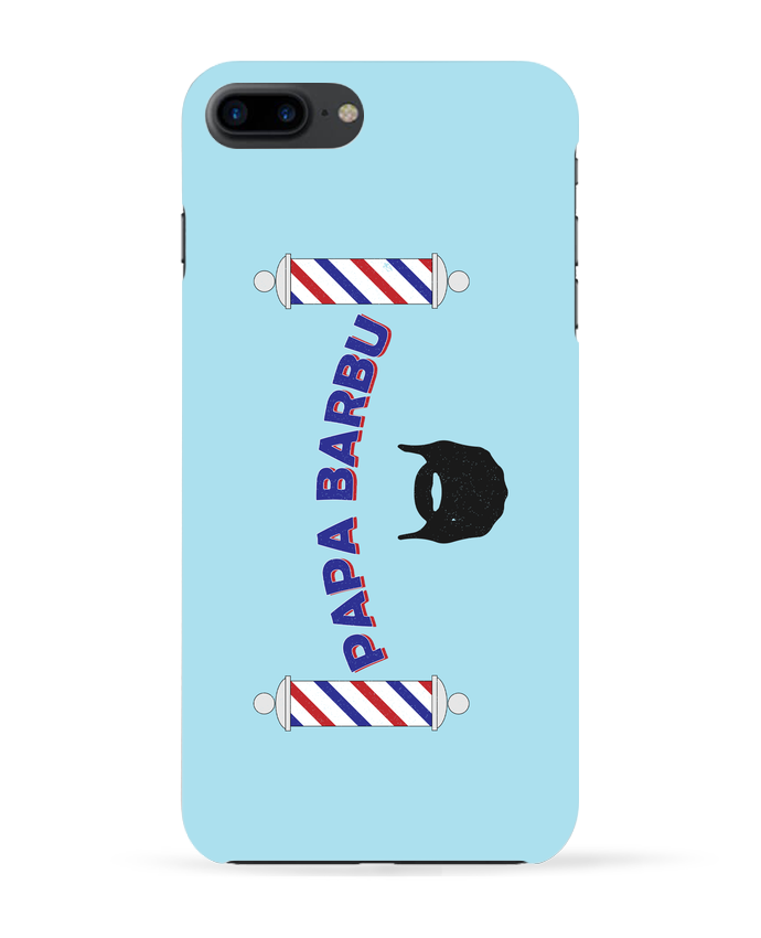 coque iphone 7 barbu