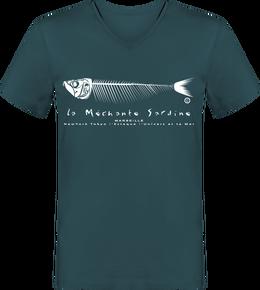 tshirt homme, femme, enfant La Méchante Sardine, Marseille! 6034783146c0