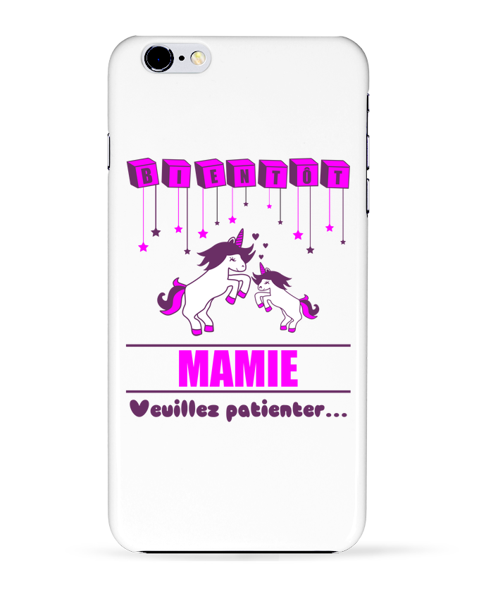 coque iphone 6 peluche licorne