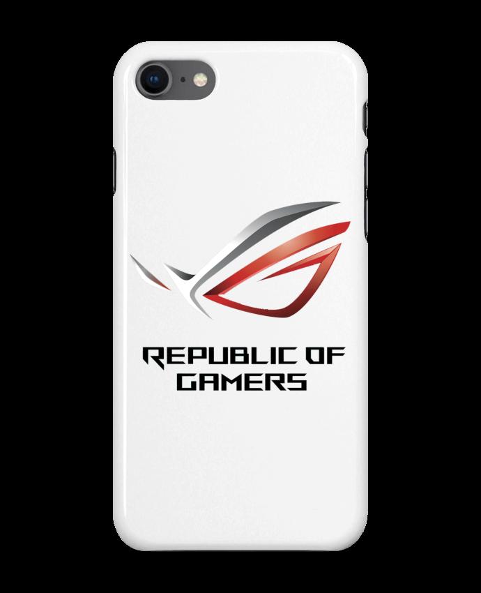 coque iphone 8 republique of gamer