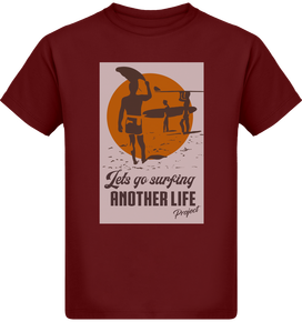 0c30e8f1e732d T-shirt ethique coton bio enfant surf 16.9€