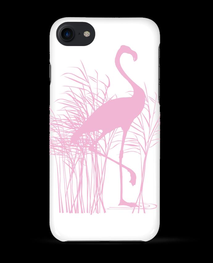 coque iphone 6 flamant rose 3d