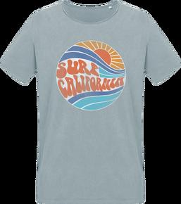 f9ebdd8d14b7a T-shirt ethique coton bio vintage homme Surf 22.9€