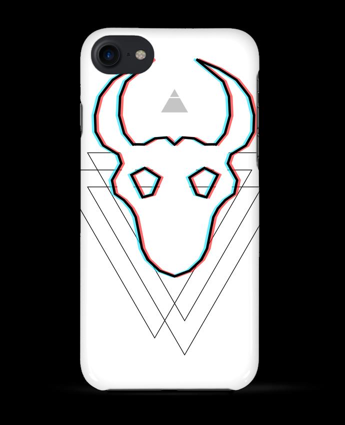 coque iphone 7 effet 3d
