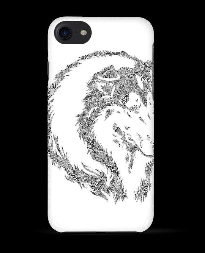 coque 3d iphone 7 chien marvlaet