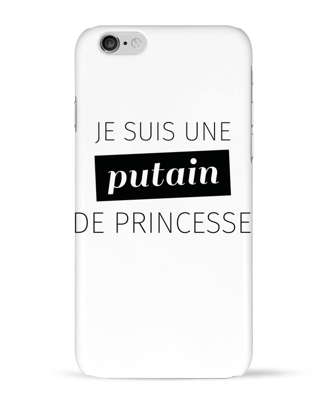 coque iphone 6 plus princesse