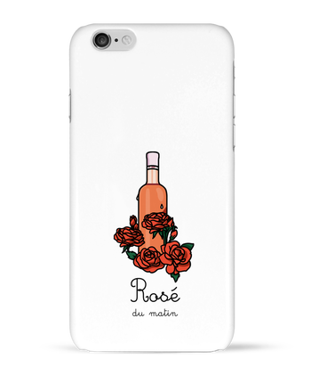 Coque 3D Iphone 6 Rosé du matin par tattooanshort