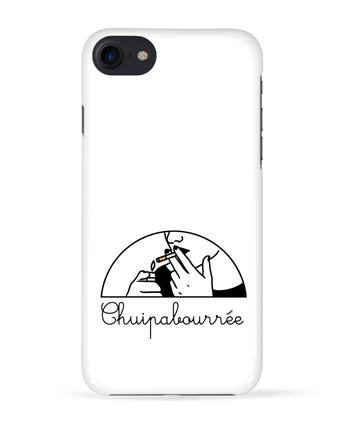 Coque 3D Iphone 7 Chuipabourrée de tattooanshort